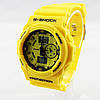 Часы наручные Casio G-Shock ga-150 Yellow CA338