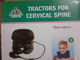 Масажер для шиї Tractors for cervical spine, фото 4