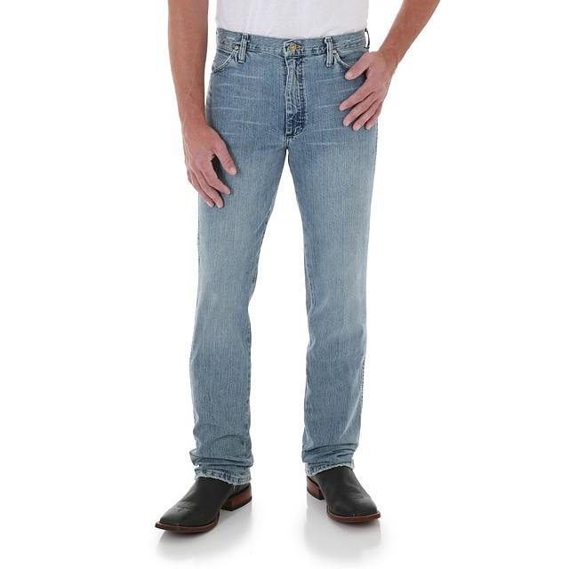 e04046297ce Джинсы Wrangler Cowboy Cut® Silver Edition Slim Fit 933SEBW