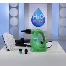 Портативний пароочисник H2O Steam FX