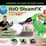 Портативний пароочисник H2O Steam FX, фото 5
