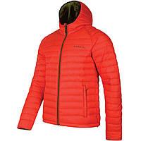 Чоловіча пухова куртка з капюшоном Dare 2b Phasedown Світло червона Розмір L(50-52)