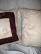 "Комплект подушек ""Буржуа"" (2шт.40х40), фото 2"