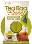 Силіконова кришка-вижималка Tea Bag Buddy, фото 3