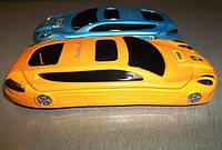 Феррари телефон машинка 2 сим раскладушка Ferrari turbo S F668 Duos