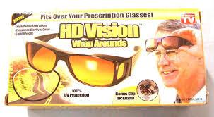 Антиблікові окуляри для водіїв і спортсменів Hd Vision Эйчди Віжн