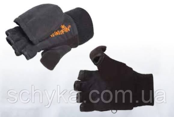 Перчатки-варежки c магнитом NORFIN подростковые JUNIOR 308811Размер М.
