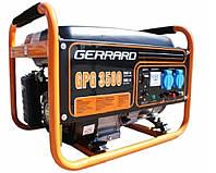 GERRARD GPG3500E Электрогенератор бензиновый