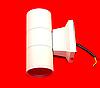 Светильник фасадный 2*E27  IP65  LM993 белый