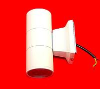 Светильник фасадный 2*E27  IP65  LM993 белый, фото 1