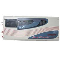 Гибридный инвертор ИБП+стабилизатор APC 1000 1000Вт 24В