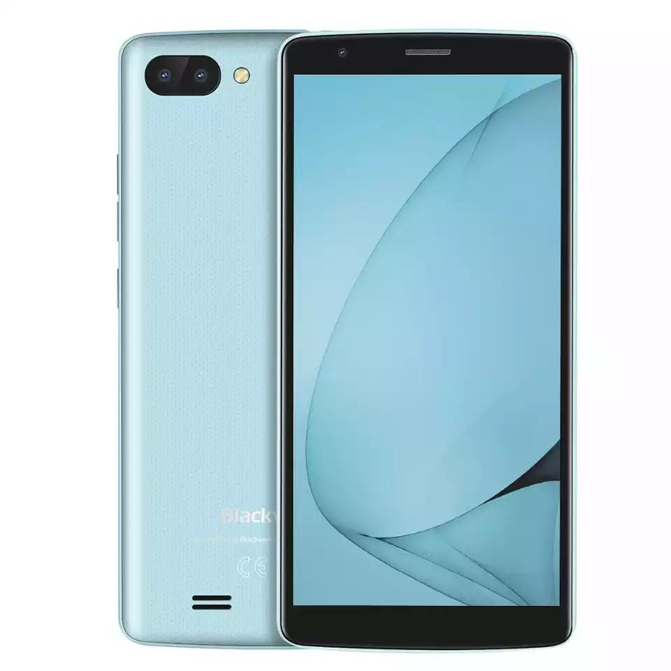 Смартфон Blackview A20 Blue 1/8Gb+пленка+чехол