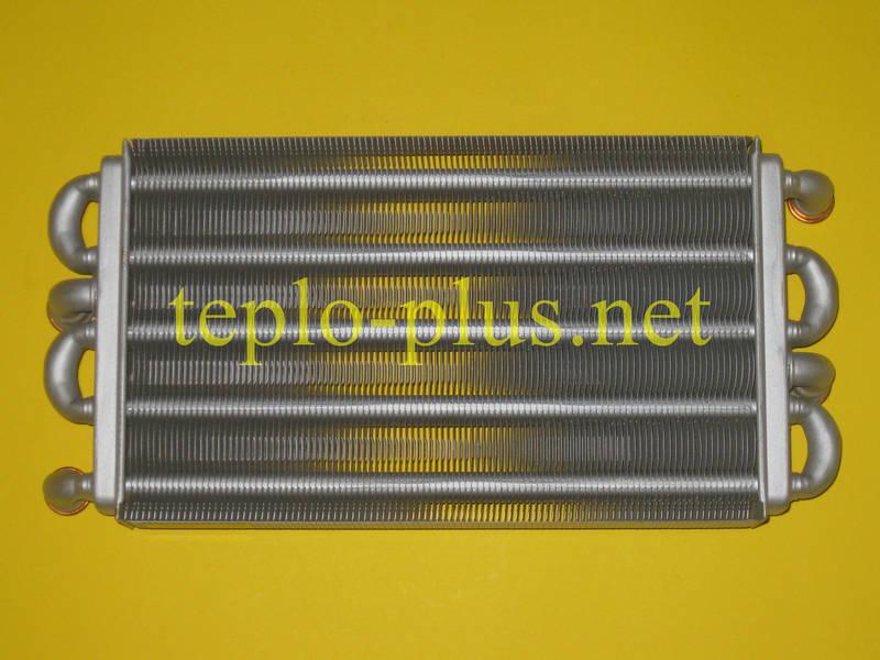 Теплообменник битермический 39842570 Ferroli Domiproject F32D, Domina F28 N, фото 2