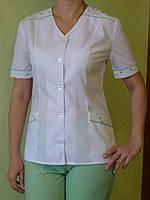 Медицинский костюм женский. Опт: 220. Розница: 330.Ткань: батист.