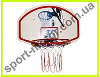 Щит баскетбольный с кольцом и сеткой BA-3522