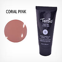Полигель №05  Coral Pink 30 мл Tertio