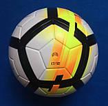 Мяч футбольный NIKE ORDEM V SC3128-100 (размер 5), фото 3