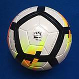 Мяч футбольный NIKE ORDEM V SC3128-100 (размер 5), фото 4