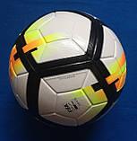 Мяч футбольный NIKE ORDEM V SC3128-100 (размер 5), фото 8