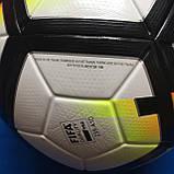 Мяч футбольный NIKE ORDEM V SC3128-100 (размер 5), фото 10