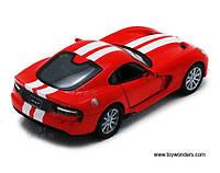 Kinsmart Dodge SRT Viper GTS  (ОПТОМ) KT 5363 WF