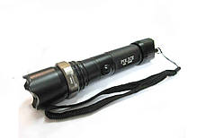 Тактический Фонарик POLICE 8626 mini 009C 18000W с линзой  мини фонарь