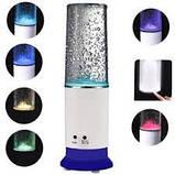 Лампа-динамік speaker table lamp, фото 4