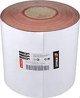 Шлифовальная шкурка на тканевой основе, P100, рулон 200ммx50м Miol F-40-714