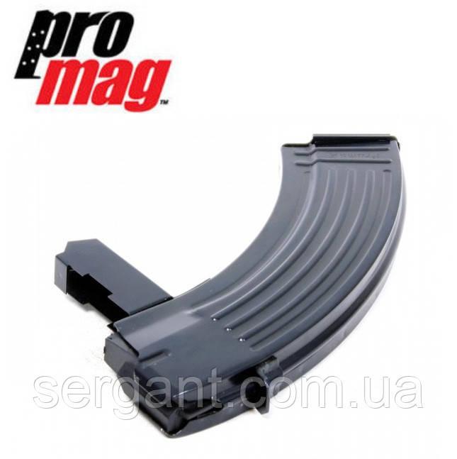 Магазин съёмный рожковый стальной PROMAG (США) на 30 патронов для СКС