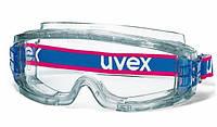 Очки защитные панорамные UVEX ULTRAVISION на рез.