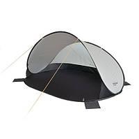 Пляжная палатка-тент High Peak Canas 50 (Aluminium/Dark Grey), фото 1