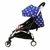 Детская коляска YOYA 175 A+ Американский Флаг (20181116V-565)