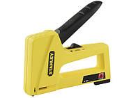 "Степлер 4-14мм Light Duty TR55 скобы тип ""A"" (в комплекте 500 скоб 10мм)  STANLEY STHT6-70409"