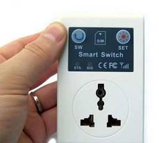 Умная GSM розетка, управление по SIM-карте