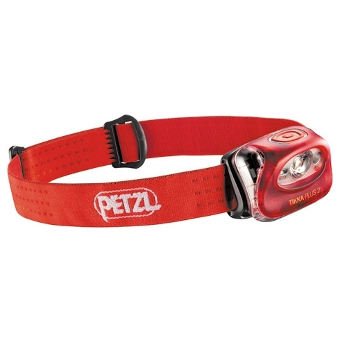 Налобный фонарик Petzl Tikka Plus 2