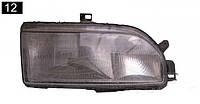 Фара Ford Sierra 90г Правая 1лампа без корректора