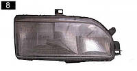 Фара Ford Sierra 91г Правая 1лампа эл. Корректор