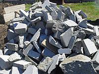 Строительный бутовый камень