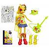 My Little Pony Equestria Girls Applejack Doll with Guitar (Май Литл Пони Кукла Эпплджек с гитарой), фото 4