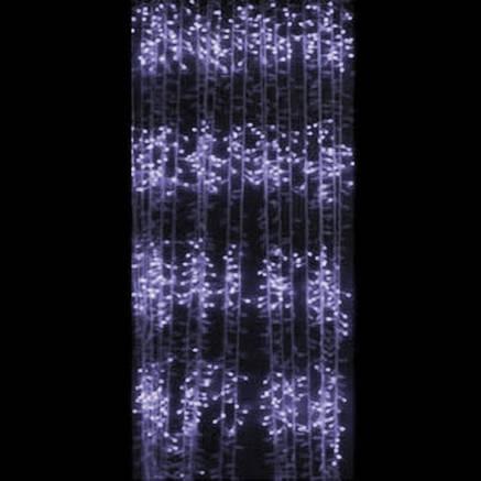 """Гирлянда светодиодная """"Водопад"""" 480Led(черный провод), фото 2"""