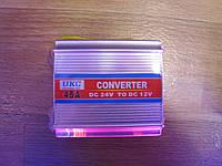 Преобразователь c 24V на 12V 45 Ампер Автомобильный Конвертер, фото 1