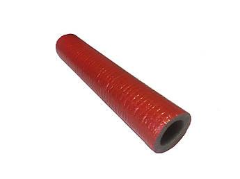 Утеплитель для труб с полимерным покрытием 18/6 мм sanflex stabil