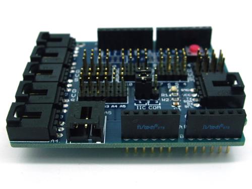 Плата расширения Arduino Sensor Shield V4.0, фото 2