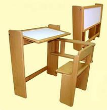 Парты, столы и стульчики