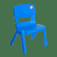 Стул детский Irak Plastik Jumbo №1 синий, фото 1