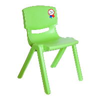 Стул детский Irak Plastik Jumbo №2 зеленый