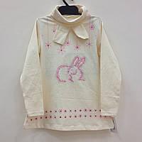 Детская одежда оптом Платье туника теплая для девочек оптом р.116-122-128, фото 1