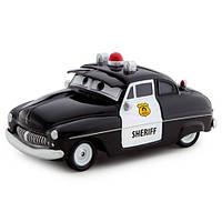 Тачки Sheriff Die Cast Car Disney (Шериф из мультфильма Тачки) Оригинал Дисней