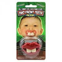 Пустышка Два Зуба