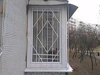 Сварная решетка на окна